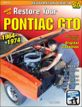 How to Restore Your GTO: 1964-1974 9781613251027