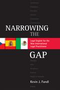 Narrowing the Gap 9781614384380