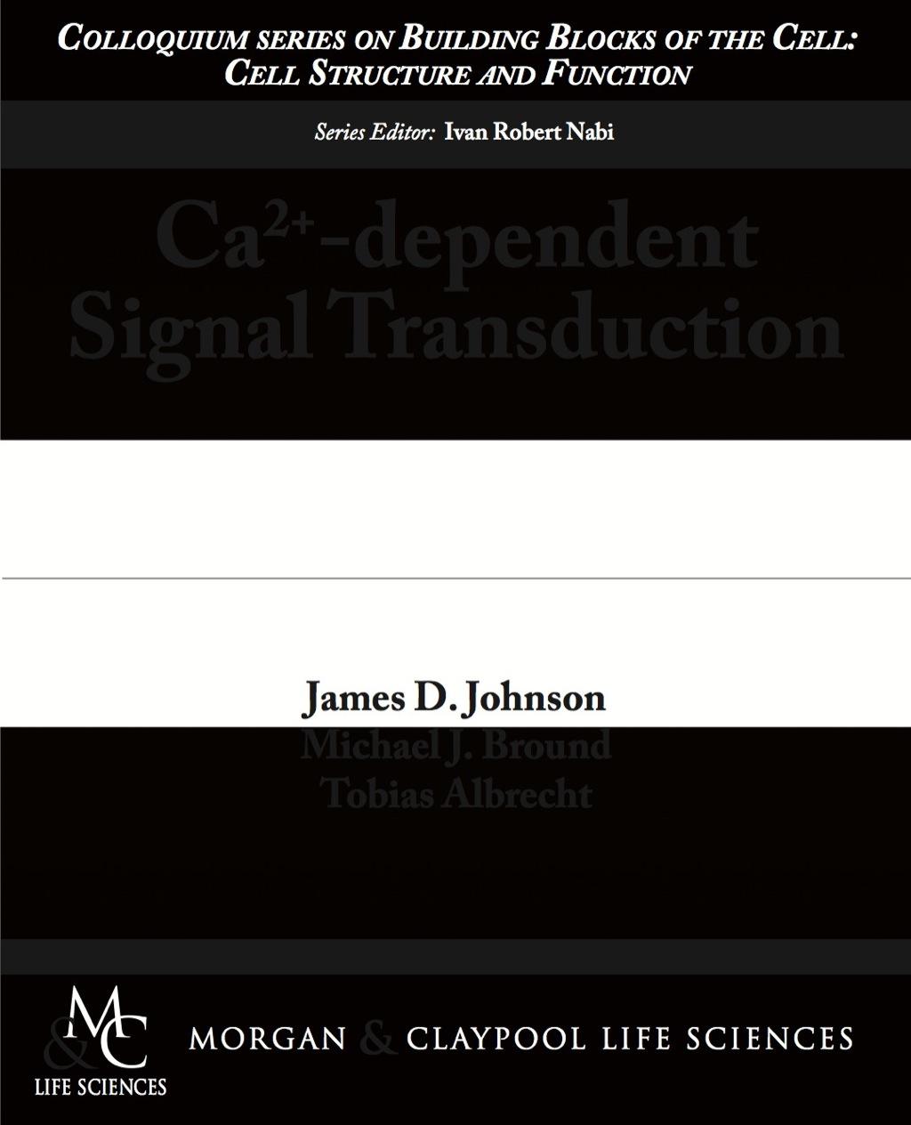 Ca2+-dependent Signal Transduction (eBook)
