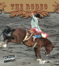 The Rodeo              by             Lynn Stone