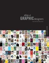 Atlas of Graphic Designers              by             Elena Stanic; Lipavsky Corina