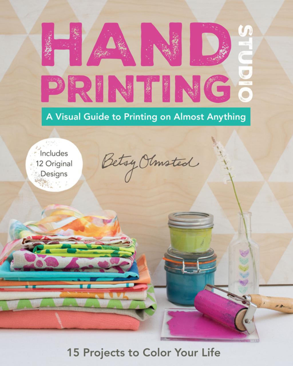 Hand-Printing Studio (eBook) (9781617451485) photo