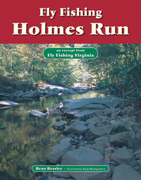 Fly Fishing Holmes Run              by             Beau Beasley