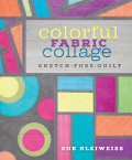 Colorful Fabric Collage 9781620336946