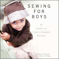 Sewing for Boys              by             Shelly Figueroa