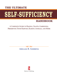self sufficiency vs specialization Define self-sufficient: able to maintain oneself or itself without outside aid : capable of providing for one's own — self-sufficient in a sentence.