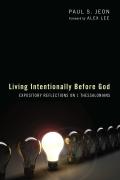 Living Intentionally before God 9781621895268