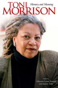Toni Morrison              by             Adrienne Lanier Seward