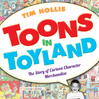 Toons in Toyland              by             Tim Hollis
