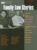 Sanger's Family Law Stories 9781628107326