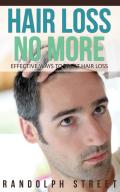 Hair Loss No More 9781630222345