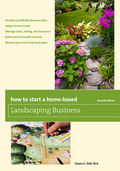 How to Start a Home-Based Landscaping Business 9781630760977