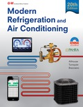 Modern Refrigeration and Air Conditioning 9781631268533R180