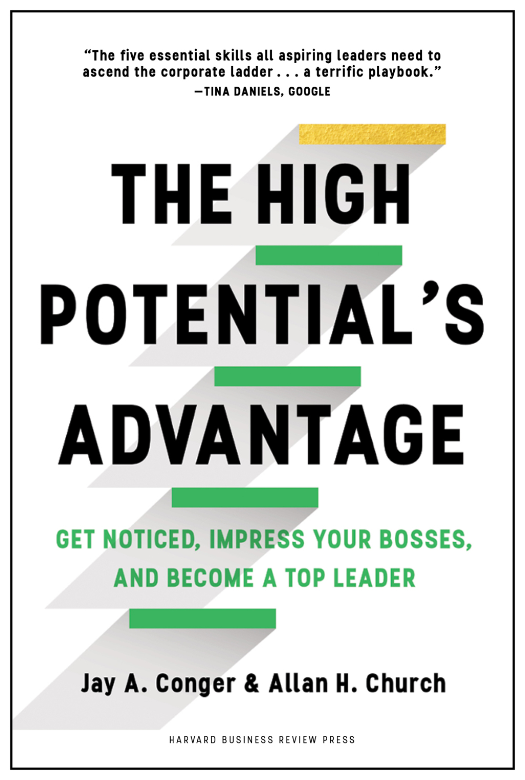 The High Potential's Advantage (eBook)