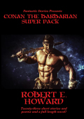 Fantastic Stories Presents: Conan the Barbarian Super Pack 9781633842922