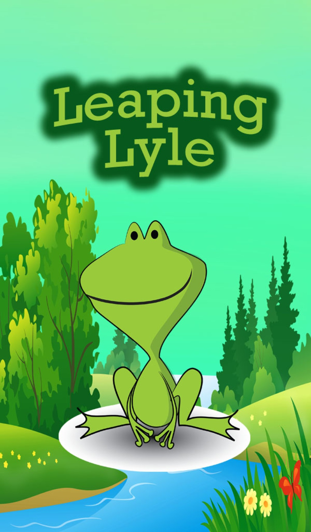 Leaping Lyle (eBook)