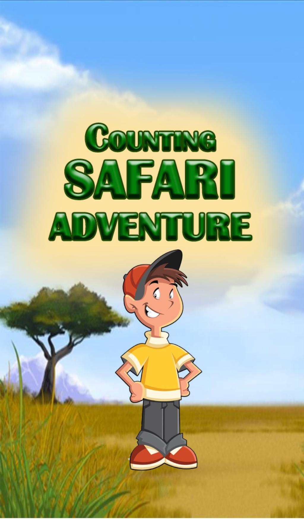 Counting Safari Adventure (eBook)