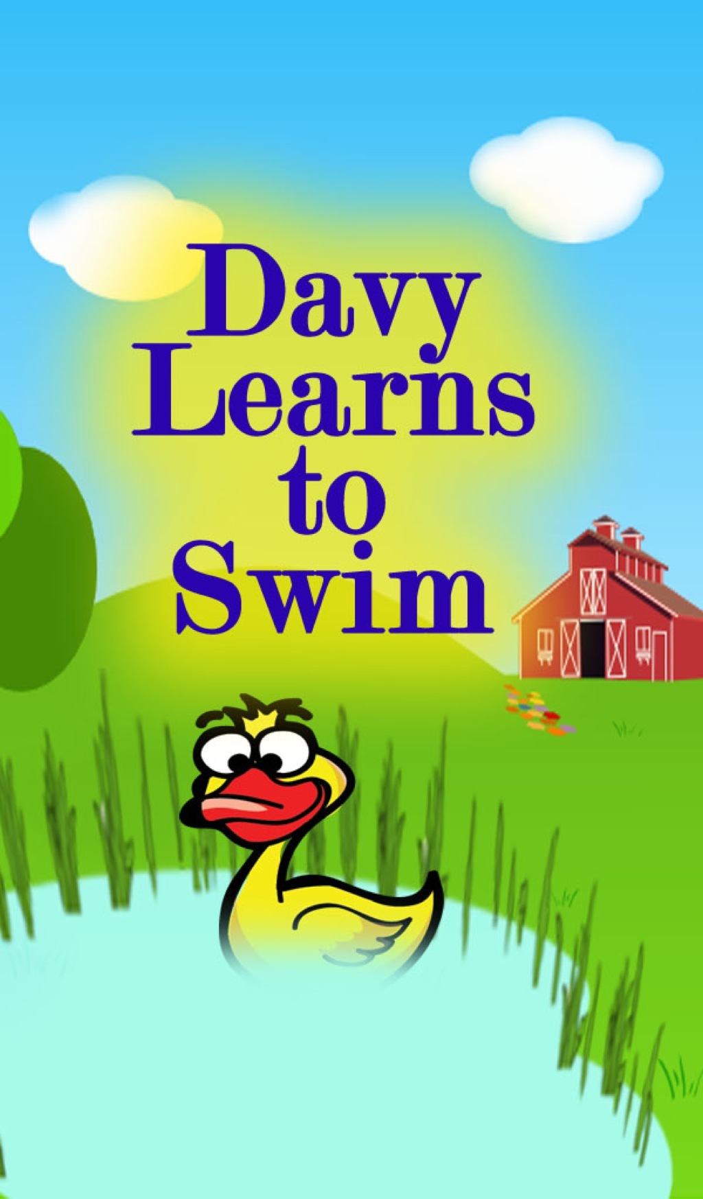 Davy Learns to Swim (eBook)