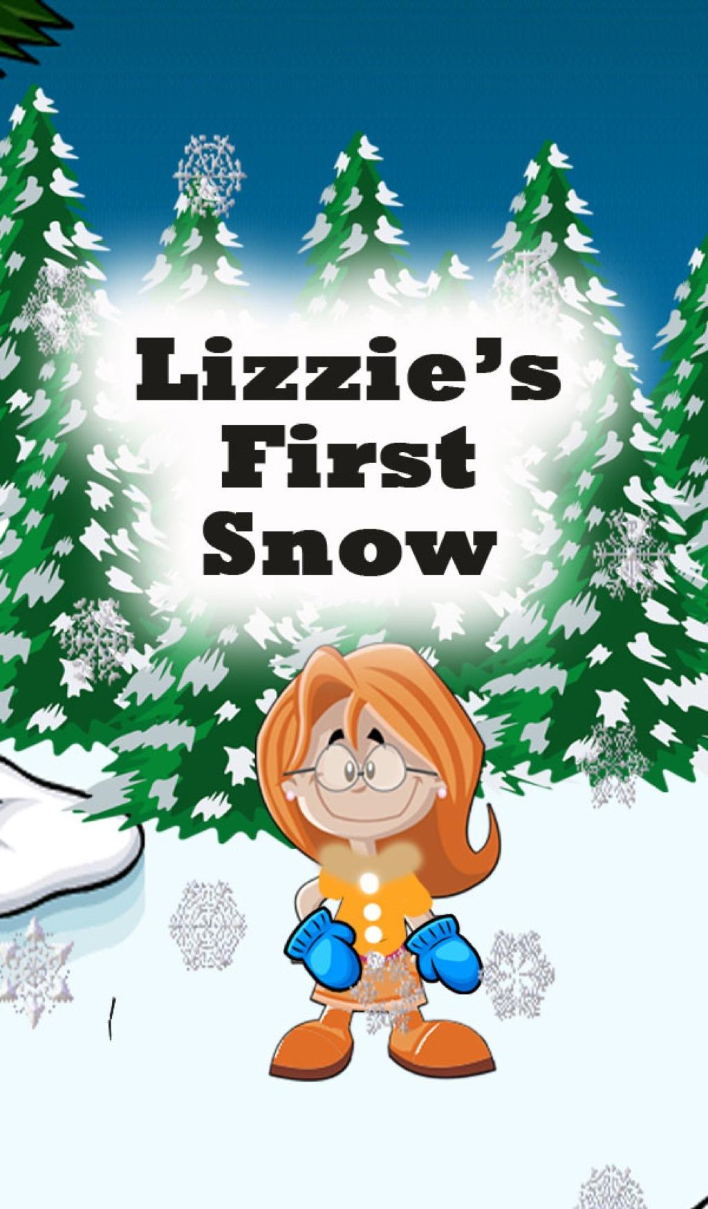 Lizzie's First Snow (eBook)