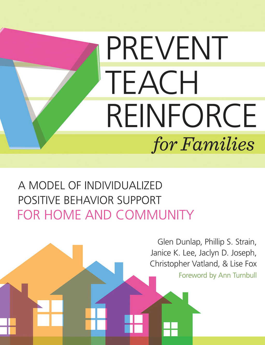 Prevent-Teach-Reinforce for Families (eBook)