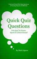 Quick Quiz Questions 9781681271699