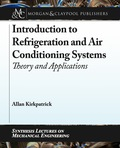 Introduction to Refrigeration and Air Conditioning Systems 9781681731742