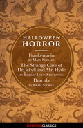 Halloween Horror (Diversion Classics) 9781682301722