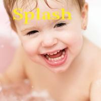 Splash              by             Rhea Wallace