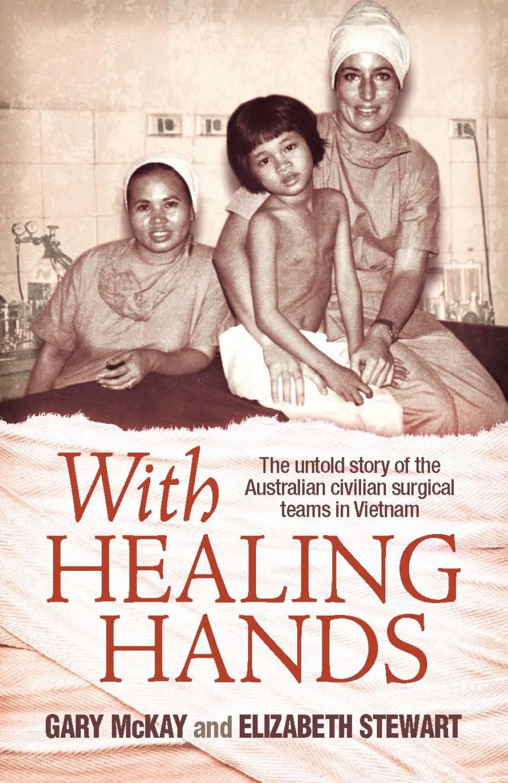 With Healing Hands (eBook)