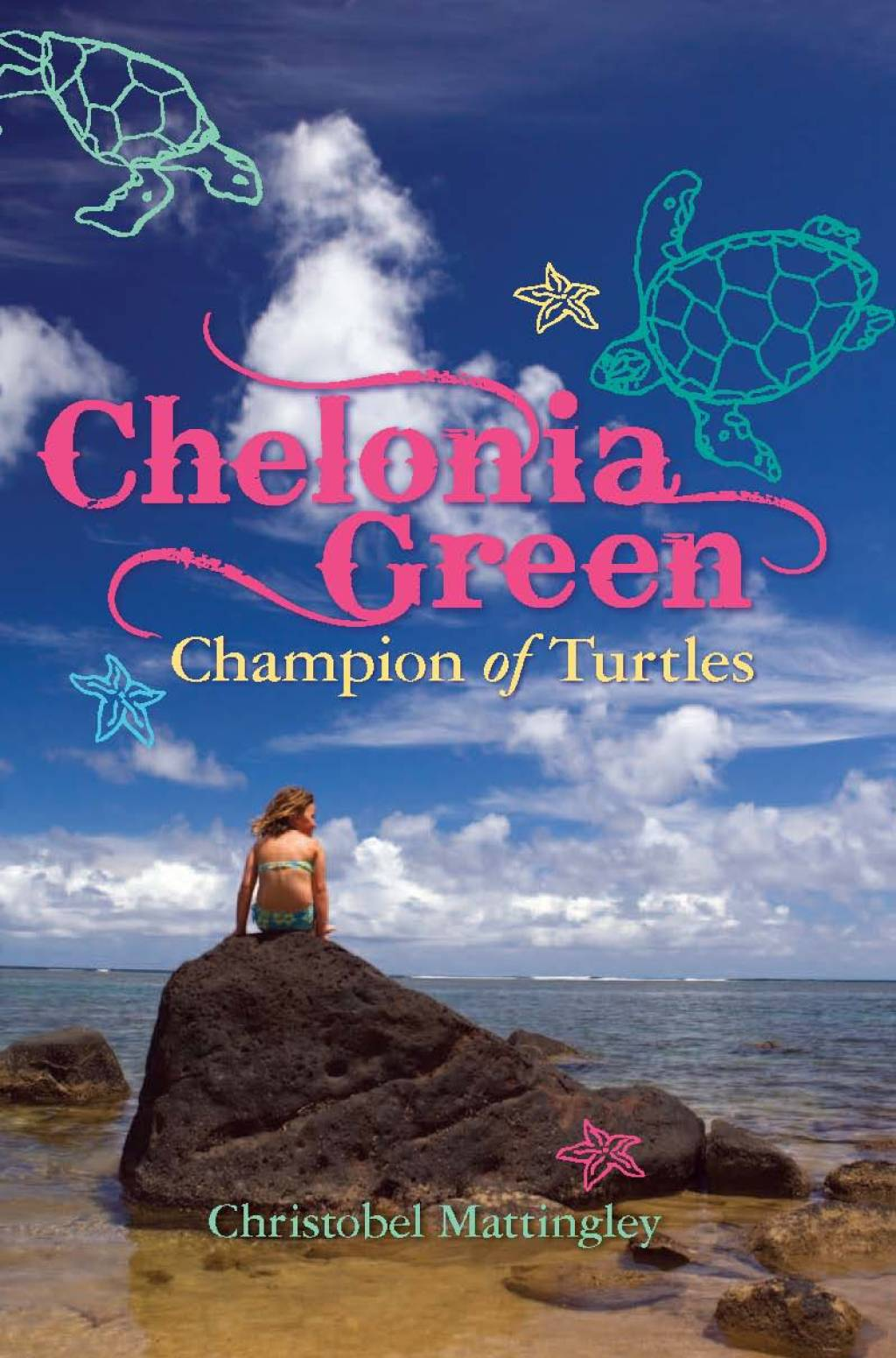 Chelonia Green Champion of Turtles (eBook)