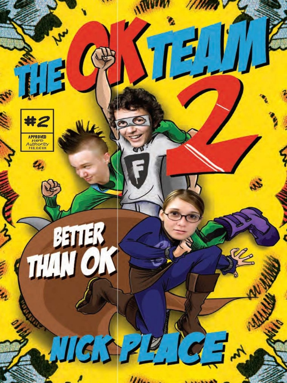 The OK Team 2 (eBook)