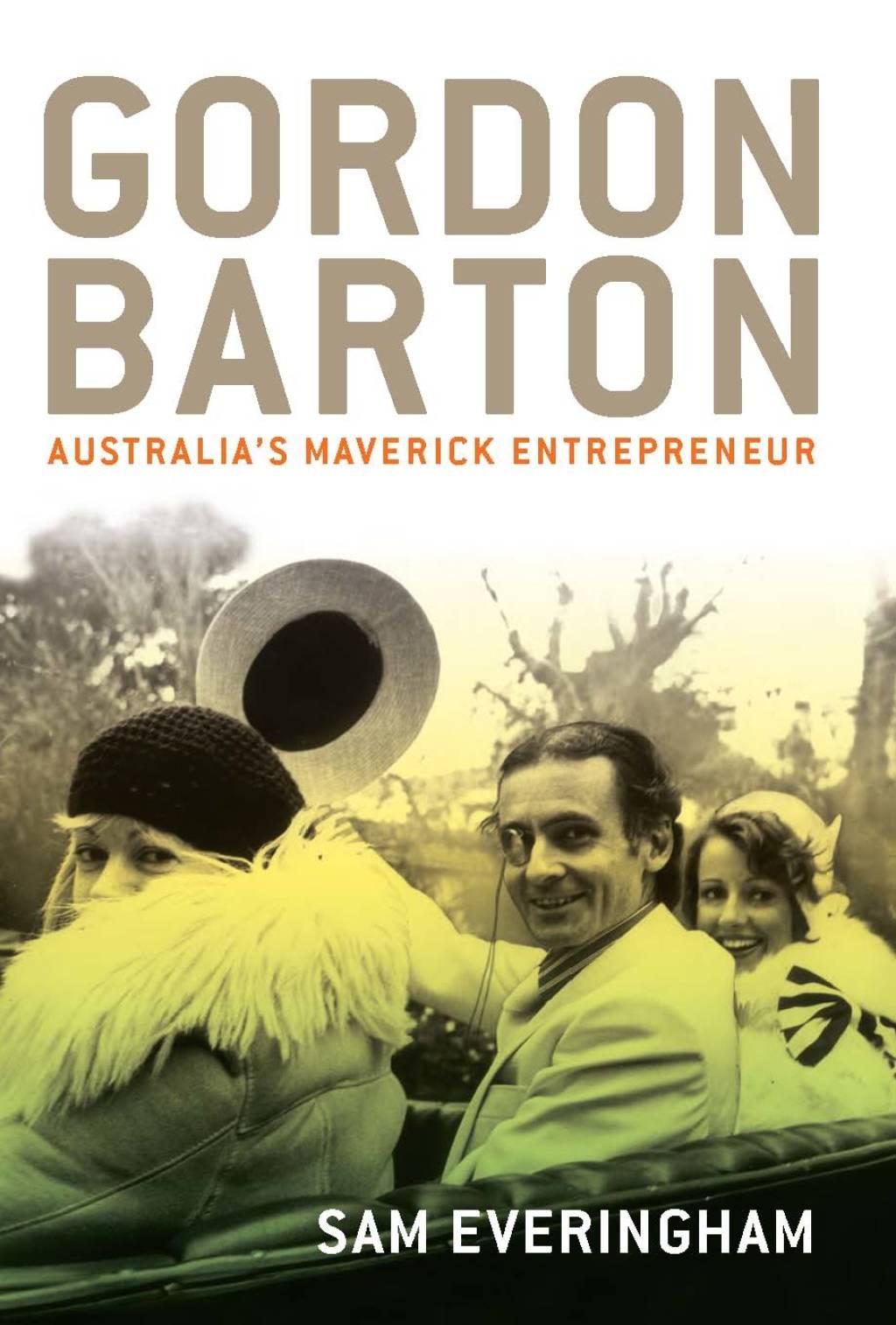 Gordon Barton (eBook)