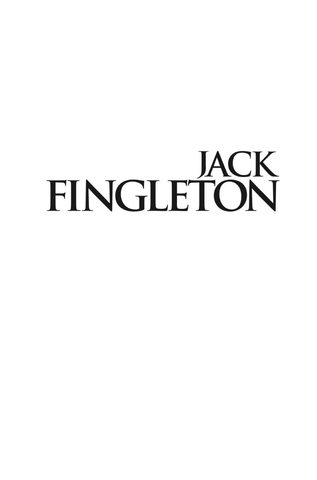 Jack Fingleton (eBook)