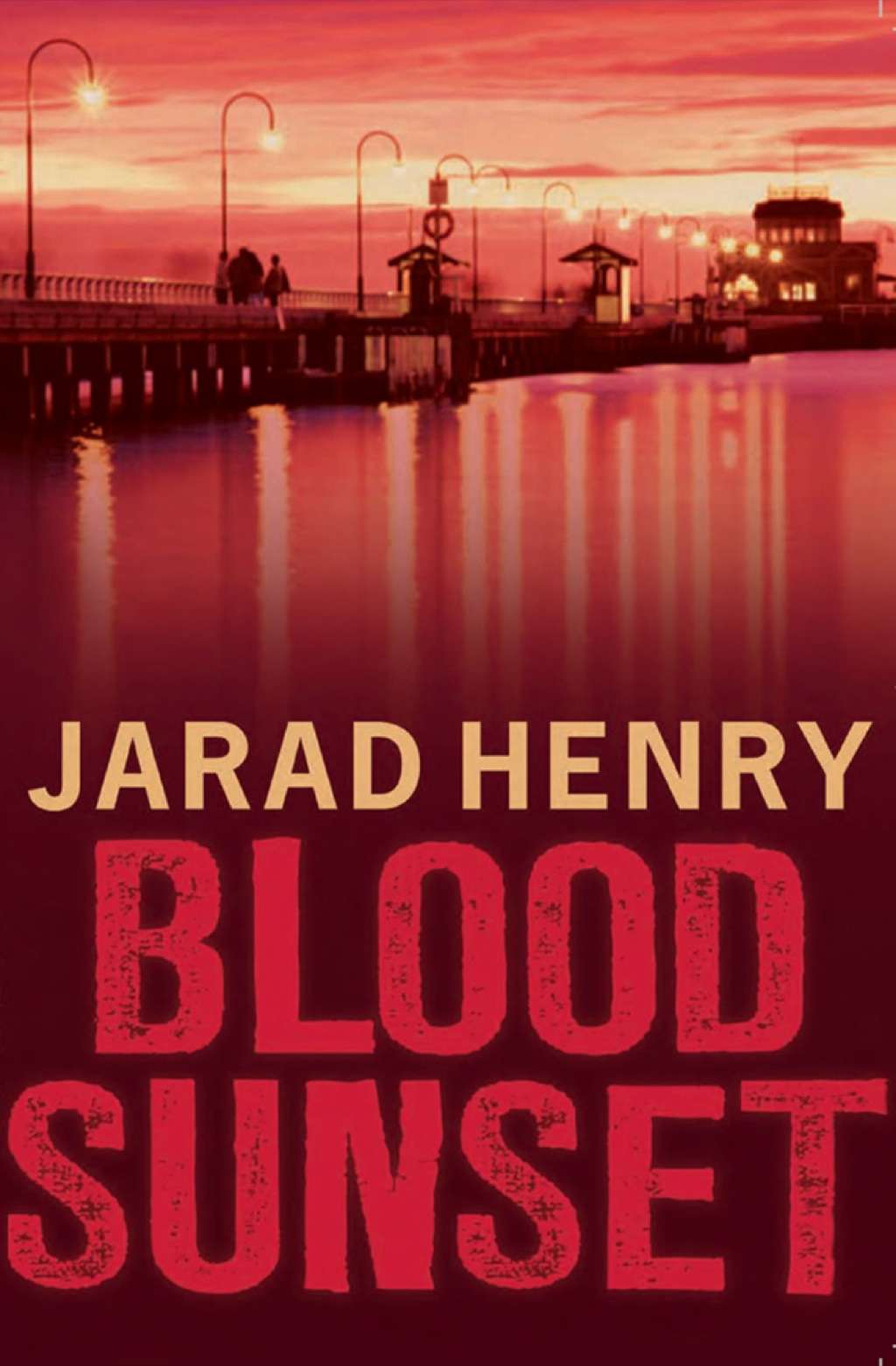 Blood Sunset (eBook)
