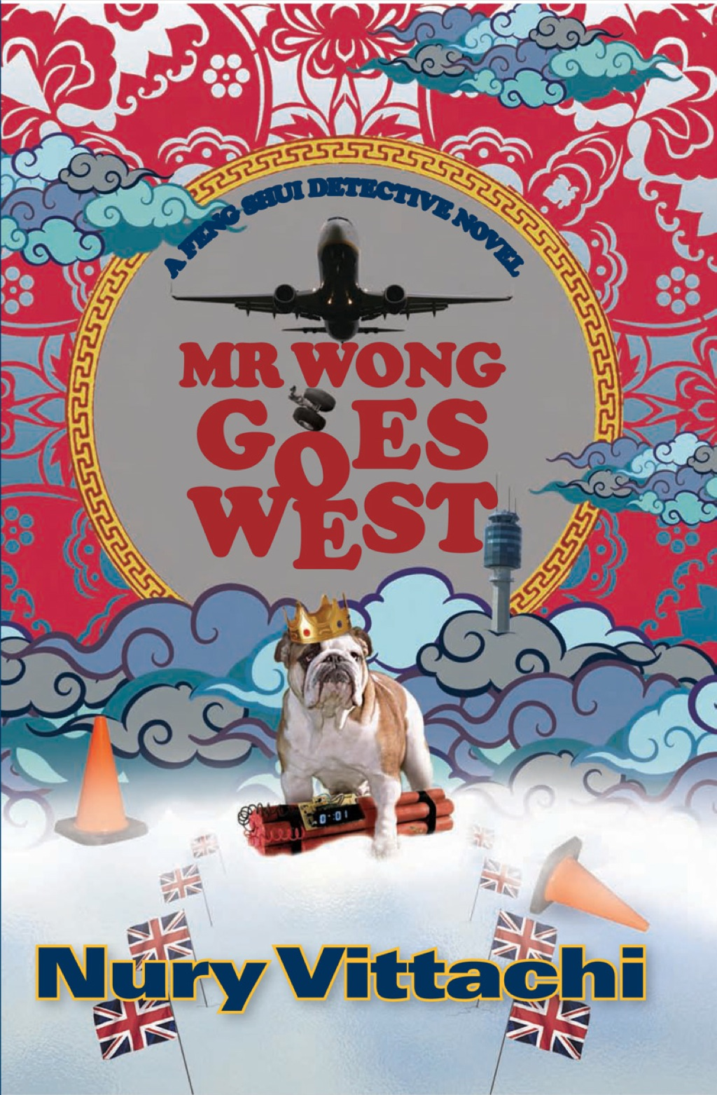 Mr Wong Goes West (eBook)