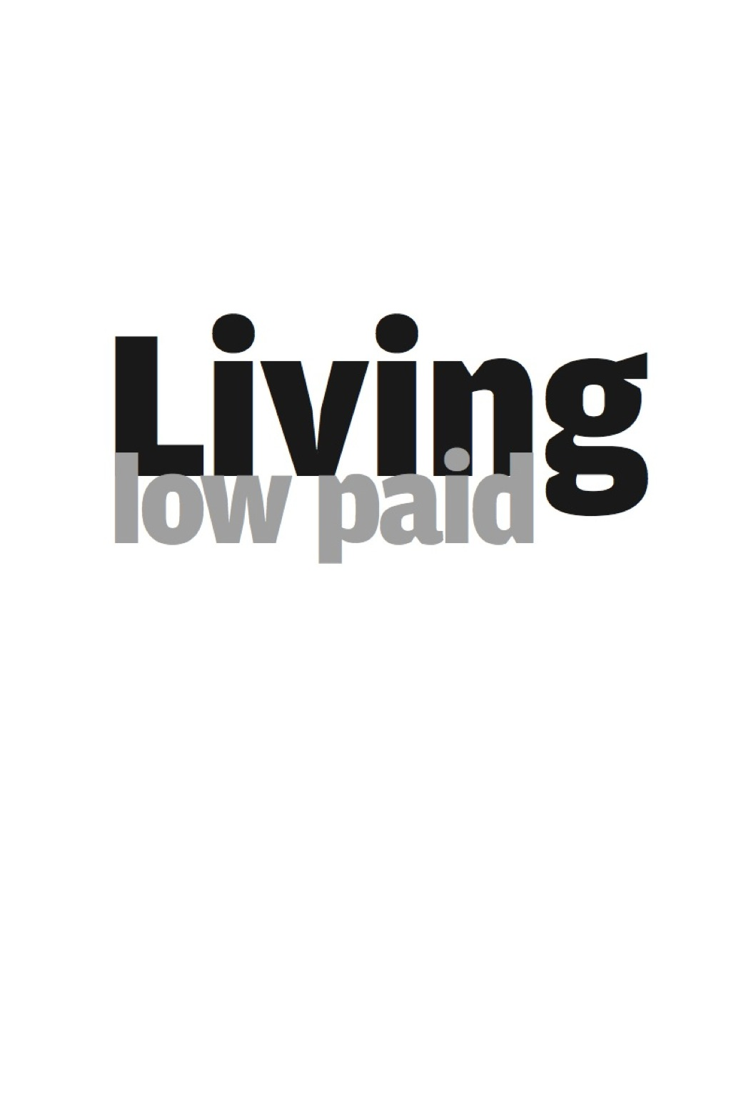 Living Low Paid (eBook)