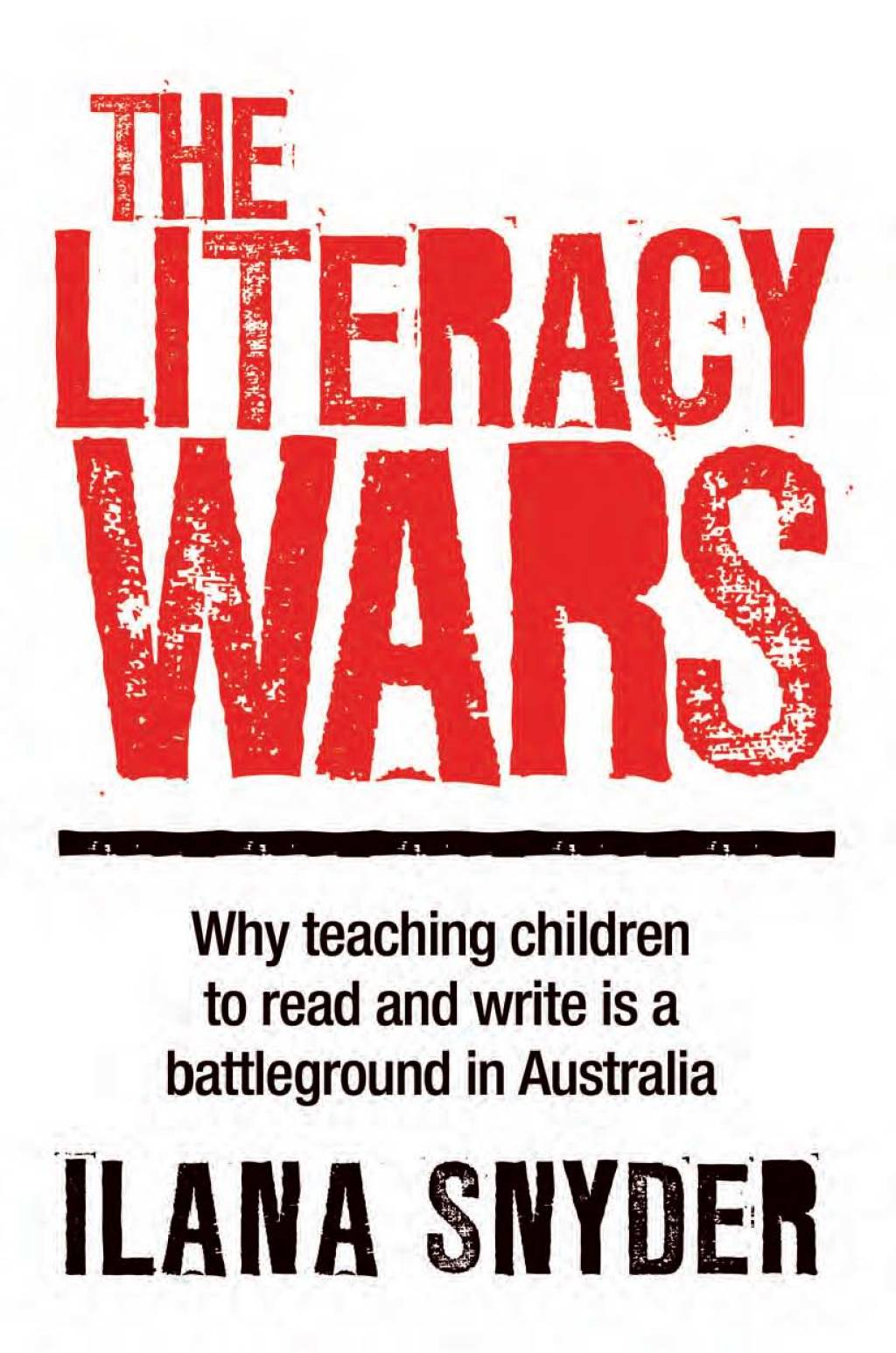 The Literacy Wars (eBook)