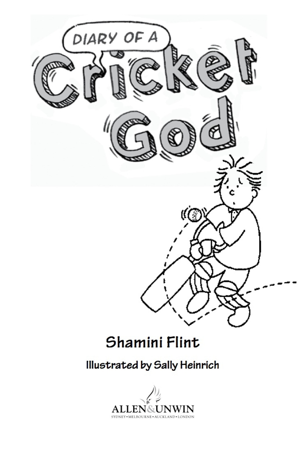 Diary of a Cricket God (eBook)