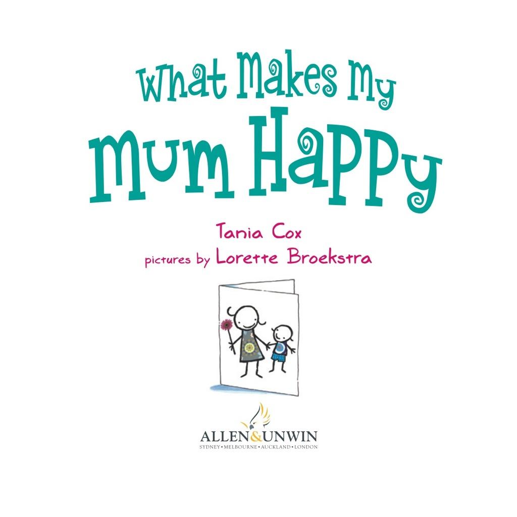What Makes my Mum Happy (eBook)