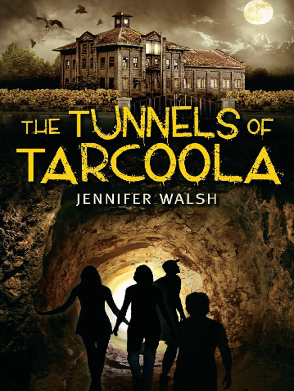 The Tunnels of Tarcoola (eBook)