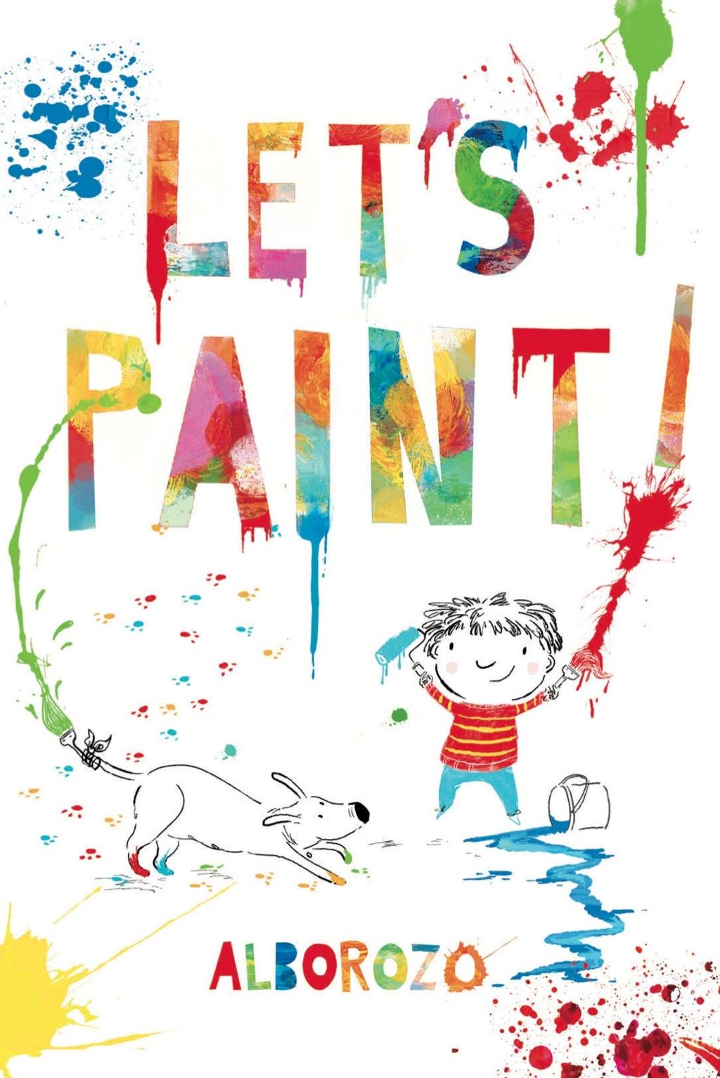Let's Paint! (eBook)