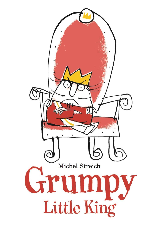 Grumpy Little King (eBook)