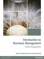 "Introduction to Business Management: Fresh Perspectives"" (9781775956549)"
