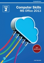 "Computer Skills MS Office 2013 Level 2 Student's Book ePDF (1-year licence)"" (9781775958406)"