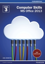 "Computer Skills MS Office 2013 Level 3 Student's Book ePDF (1-year licence)"" (9781775958437)"