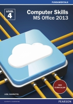 "Computer Skills MS Office 2013 Level 4 Student's Book ePDF (1-year licence)"" (9781775958468)"