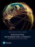 """""""Navigating Information Literacy: Your Information Society Survival Toolkit 5/E Interactive ePUB"""" (9781776101634)"""