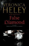 The fake diamond in Dilys Holland's engagement ring implies that all is not well with her marriage
