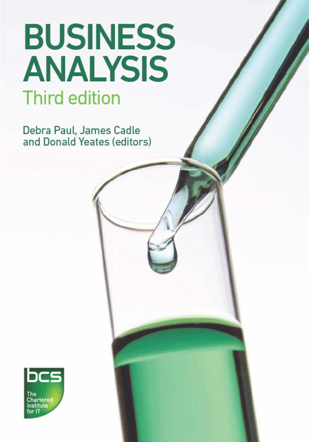 Business Analysis (eBook)
