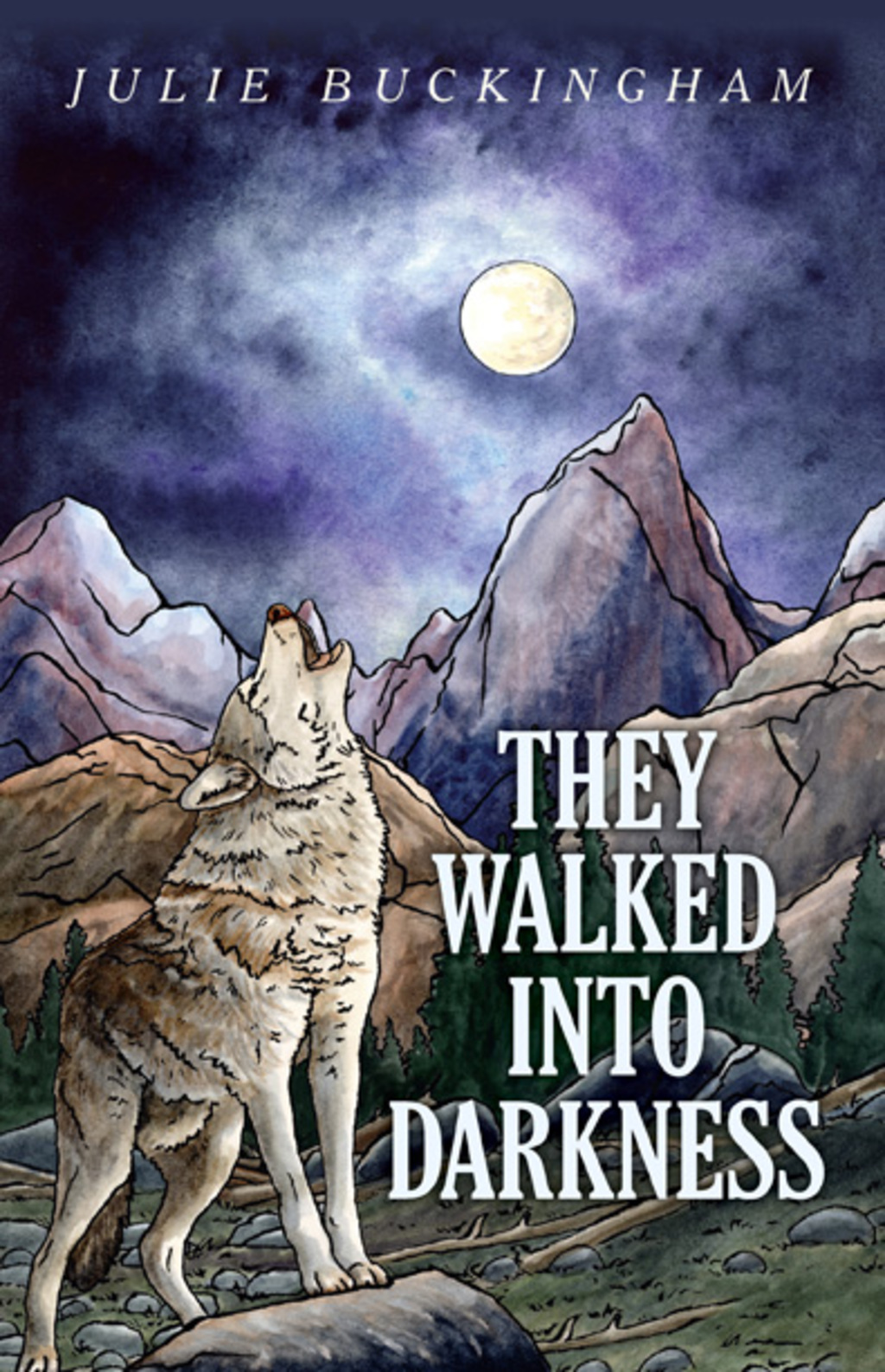 They Walked Into Darkness (eBook)